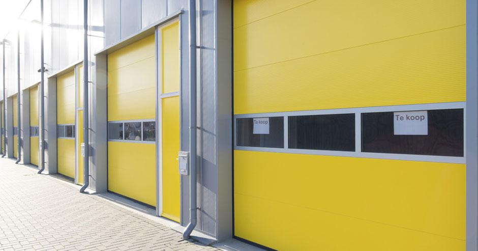 Commercial garage doors Buffalo New York